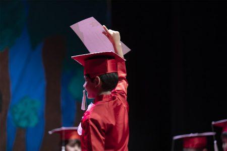 Cerimônias de graduação das turmas de K5 e Year 5 encerram o ano letivo de 2019