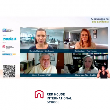 Red House International School participa do Summit Educação Brasil 2021